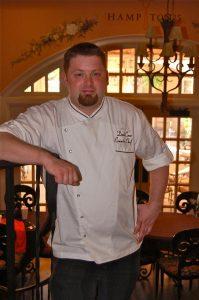 Chef Derek Cress